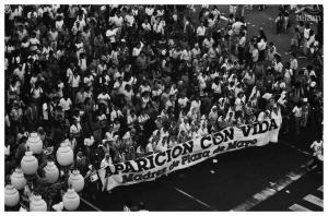 A ditadura militar argentina é considerada a mais sangrenta de toda a América Latina. Crédito: Telám