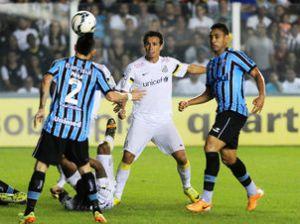Leandro Damião não marca gols há pouco mais de dois meses. (Foto: Ivan Storti/LANCE!Press)