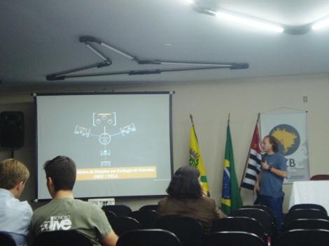 O prefeito Rodrigo Agostinho foi o  responsável pela convocação da audiência. (Créditos: Caroline Mazzer)