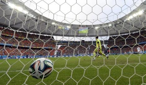 Casillas estava há 461 minutos sem levar gols em Copa. O terceiro goleiro a ficar mais tempo sem levar gols. (Foto: AFP/LLuis Gene)