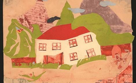 Com cores vibrantes, desenho revela a esperança em época de guerra. (Foto: Divulgação)