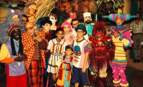 Os personagens principais do programa (Foto: Divulgação/TV Cultura)