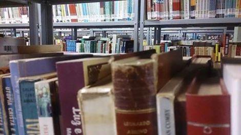 75% dos brasileiros nunca foram a uma biblioteca. (Créditos: Victor Pinheiro)