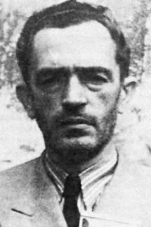 Graciliano Ramos quando foi preso, em 1936. (Foto: Acervo IEB-USP)