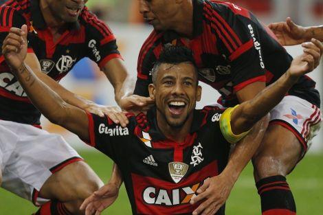 O lateral é o sétimo jogador que mais vezes vestiu a camisa do Flamengo e conquistou vários títulos pelo rubro-negro, entre eles um Campeonato Brasileiro e duas Copas do Brasil. (Foto: Marcelo Regua/ Folhapress)