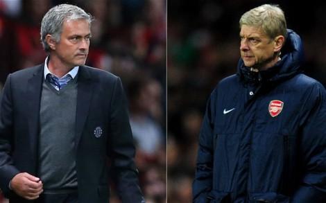 Mourinho dá declarações positivas sobre Wenger em entrevista, mas aproveita oportunidade para provocar o rival