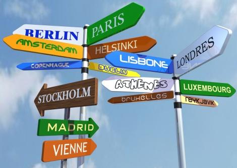 Saber vários idiomas nos permite tomar diferentes rumos. (Créditos: viagens e destinos)