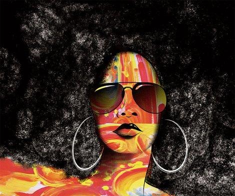A beleza única do cabelo afro. (Foto: divulgação)