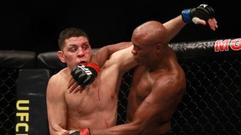 Segundo Dana White, resultado do doping saiu dois dias após a luta contra Nick Diaz (Foto: Steve Marcus/Getty Images/AFP)