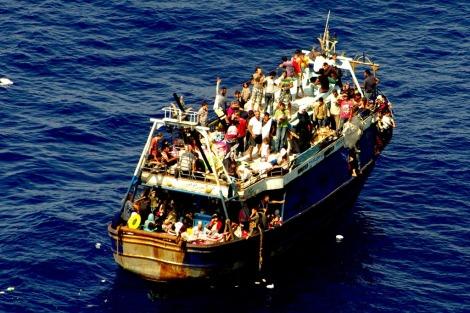 União Europeia anuncia medidas para conter fluxo de imigrantes - Imagem