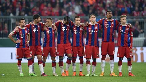 Bayern começou a temporada perdendo a supercopa da Alemanha para o Wolfsburg (Foto: Getty Images)