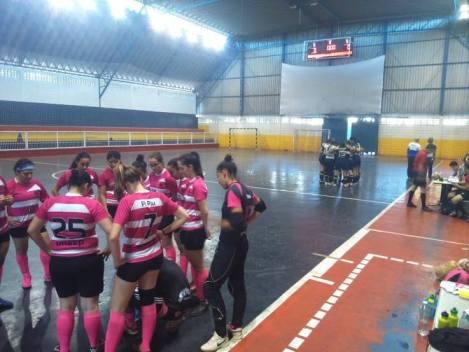 Após a vitória sobre Bauru, a equipe de Rio Claro se classificou em primeiro lugar (Foto: Guilherme Sette)