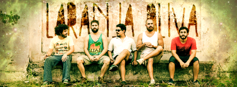 A banda Laranja Oliva se apresentou em Bauru no dia 6 de agosto. (Foto: Divulgação)