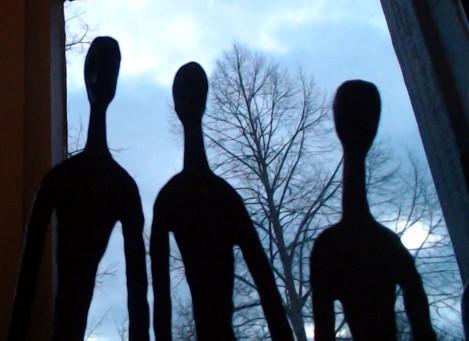 (Pensar que possa existir vida inteligente fora da Terra sempre instigou o imaginário de muitas pessoas. Créditos: Morguefile)