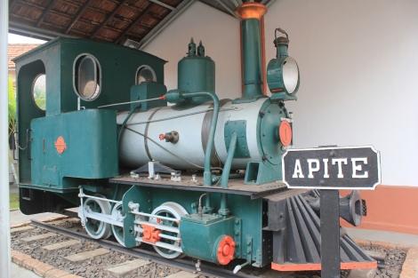 Museu Ferroviário Regional de Bauru - Rua Primeiro de Agosto, quadra 1, Centro