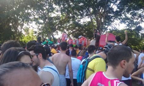 Domingo foi um dia de música e dança para Bauru. (Foto: Wesley Anjos)